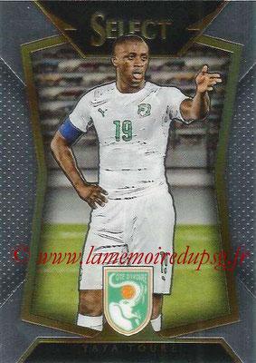 2015 - Panini Select Soccer - N° 095 - Yaya TOURE (Côte d Ivoire)