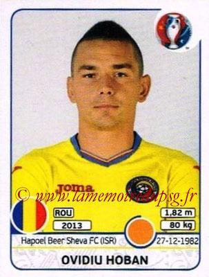 Panini Euro 2016 Stickers - N° 058 - Ovidiu HOBAN (Roumanie)