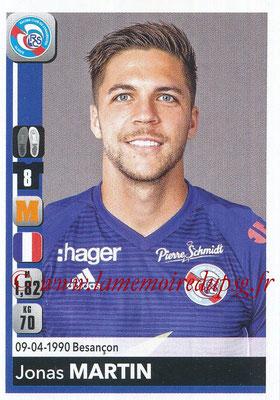 2018-19 - Panini Ligue 1 Stickers - N° 464 - Jonas MARTIN (Strasbourg)