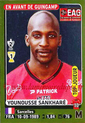 2015-16 - Panini Ligue 1 Stickers - N° 127 - Younousse SAKHARE (EA Guingamp) (Top joueur)