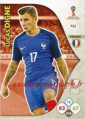 N° 142 - Lucas DIGNE (2013-16, PSG > 2018, France)