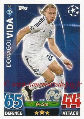 2015-16 - Topps UEFA Champions League Match Attax - N° 290 - Domagoj VIDA (FC Dynamo Kiev)