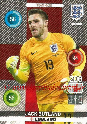 Panini England 2016 Adrenalyn XL - N° 011