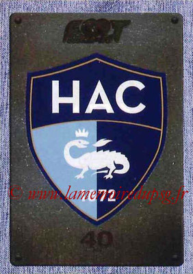 2015-16 - Panini Ligue 1 Stickers - N° 499 - Ecusson Le Havre AC