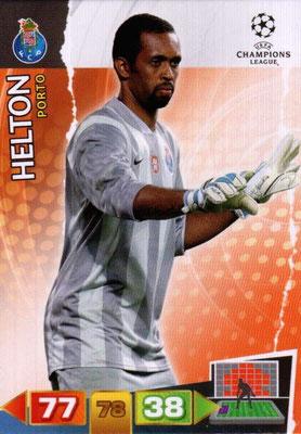 2011-12 - Panini Champions League Cards - N° 211 - HELTON (FC Porto)