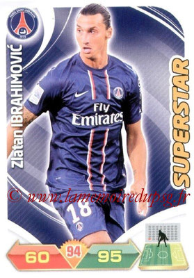 N° 206 - Zlatan IBRAHIMOVIC (Superstar)