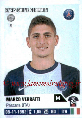 N° 331 - Marco VERRATTI
