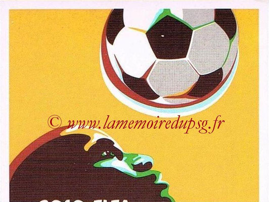 2010 - Panini FIFA World Cup South Africa Stickers - N° 027