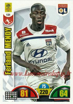 2018-19 - Panini Adrenalyn XL Ligue 1 - N° 131 - Ferland MENDY (Lyon)