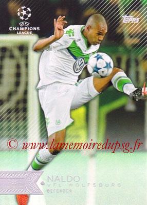 2015-16 - Topps UEFA Champions League Showcase Soccer - N° 049 - NALDO (VFL Wolfsburg)