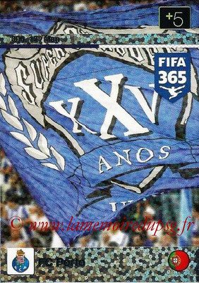 2015-16 - Panini Adrenalyn XL FIFA 365 - N° 306 - FC Porto (12th Man)