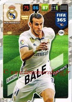 2017-18 - Panini FIFA 365 Cards - N° 134 - Gareth BALE (Real Madrid CF)