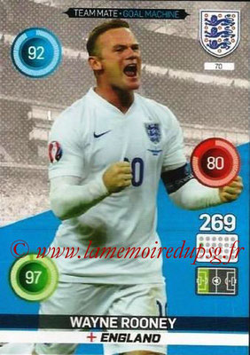 Panini England 2016 Adrenalyn XL - N° 070