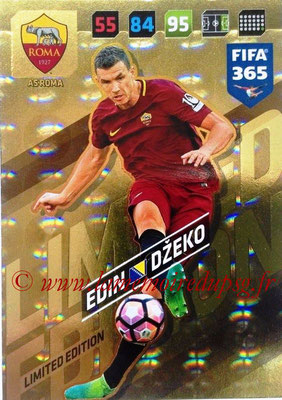 2017-18 - Panini FIFA 365 Cards - N° LE-ED - Edin DZEKO (AS Roma) (Limited Edition)