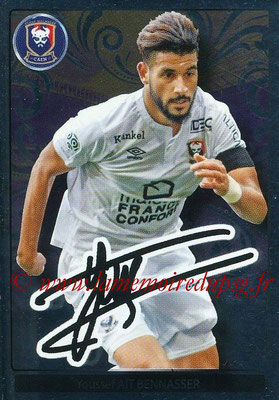 2017-18 - Panini Ligue 1 Stickers - N° 103 - Youssef AÏT BENNASSER (Caen) (Top Recru)