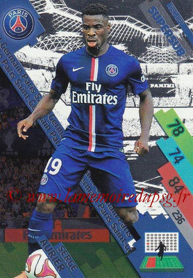 N° 341 - PSG-UP2 - Serge AURIER
