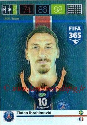 N° 309 - Zlatan IBRAHIMOVIC (Icon)