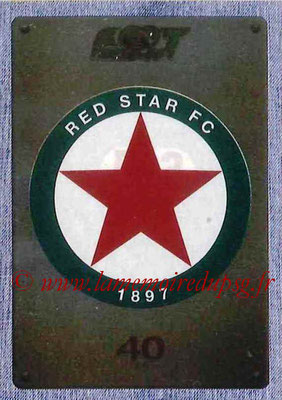 2015-16 - Panini Ligue 1 Stickers - N° 513 - Ecusson Red Star FC