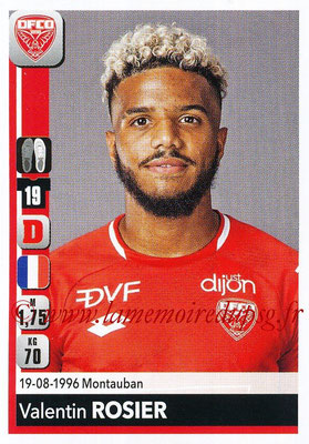 2018-19 - Panini Ligue 1 Stickers - N° 108 - Valentin ROSIER (Dijon)