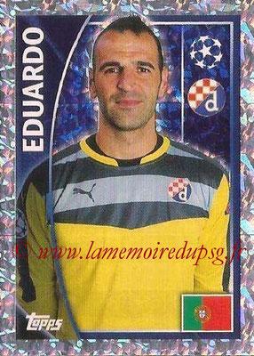 2015-16 - Topps UEFA Champions League Stickers - N° 423 - EDUARDO (GNK Dinamo Zagreb)