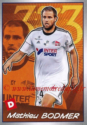 2017-18 - Panini Ligue 1 Stickers - N° 525 - Mathieu BODMER (Amiens) (Choc des Experts)