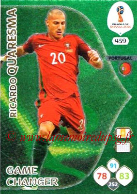 2018 - Panini FIFA World Cup Russia Adrenalyn XL - N° 459 - RicardoPaulo DYBALA (Argentine) (Game Changer)