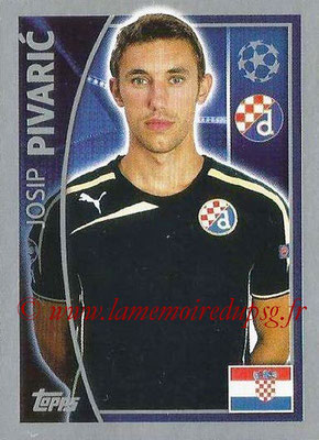 2015-16 - Topps UEFA Champions League Stickers - N° 425 - Josip PIVARIC (GNK Dinamo Zagreb)