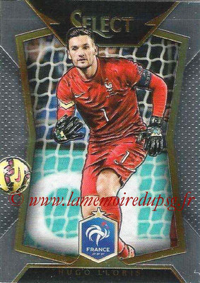2015 - Panini Select Soccer - N° 007 - Hugo LLORIS (France)
