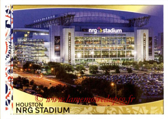 Panini Copa America Centenario USA 2016 Stickers - N° 006 - NRG Stadium Houston