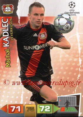 2011-12 - Panini Champions League Cards - N° 048 - Michal KADLEC (Bayer 04 Leverkusen)