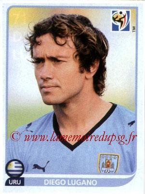 N° 071 - Diego LUGANO (2010, Uruguay > 2011-Jan 2013, PSG)
