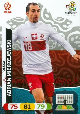 Panini Euro 2012 Cards Adrenalyn XL - N° 160 - Adrian MIERZEJEWSKI (Pologne)