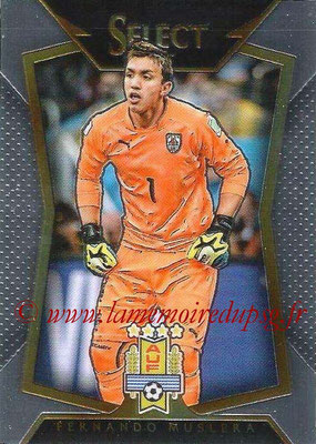 2015 - Panini Select Soccer - N° 052 - Fernando MUSLERA (Uruguay)