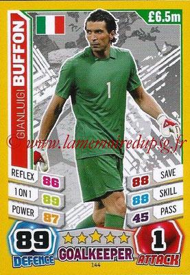 Topps Match Attax England 2014 - N° 144 - Gianluigi BUFFON (Italie)
