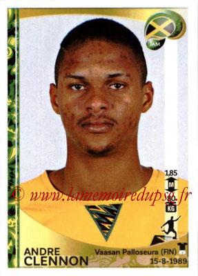 Panini Copa America Centenario USA 2016 Stickers - N° 273 - Andre CLENNON (Jamaïque)