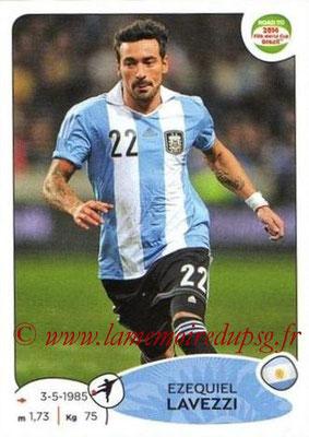N° 071 - Ezequiel LAVEZZI (2012-??, PSG > 2014, Argentine)