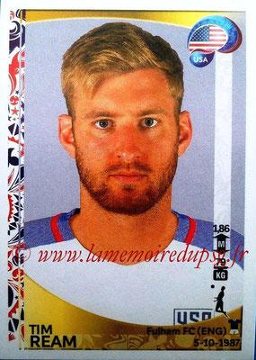 Panini Copa America Centenario USA 2016 Stickers - N° 025 - Tim REAM (USA)