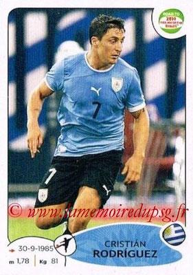 N° 088 - Cristian RODRIGUEZ (2005-Aout 2007, PSG > 2014, Uruguay)