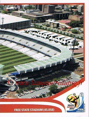 2010 - Panini FIFA World Cup South Africa Stickers - N° 015
