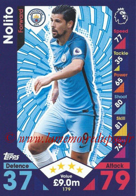 2016-17 - Topps Match Attax Premier League - N° 179