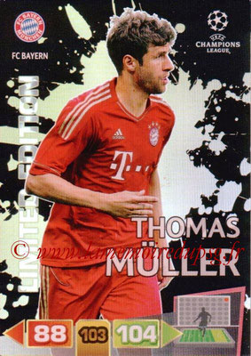 2011-12 - Panini Champions League Cards - N° LE14 - Thomas MÜLLER (FC Bayern Munich) (Limited Edition)