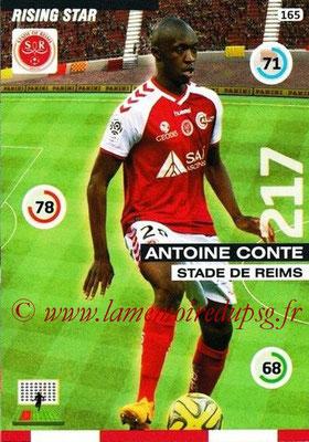N° 165 - Antoine CONTE (2012-13, PSG > 2015-16, Reims) (Rising Star)