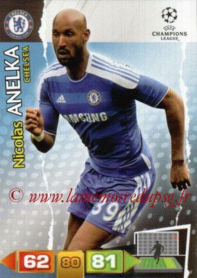 2011-12 - Panini Champions League Cards - N° 093 - Nicolas ANELKA (Chelsea FC)