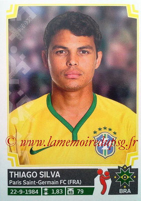 N° 210 - Thiago SILVA (2012-??, PSG > 2015, Brésil)