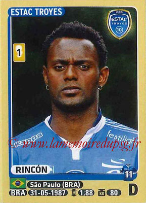 2015-16 - Panini Ligue 1 Stickers - N° 467 - RINCON (ESTAC Troyes)