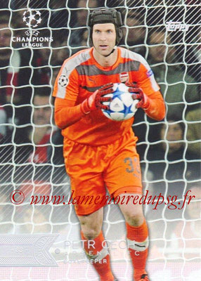 2015-16 - Topps UEFA Champions League Showcase Soccer - N° 138 - Petr CECH (Arsenal FC)