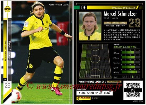 Panini Football League 2013 - PFL03 - N° 100 - Marcel Schmelzer (Borussia Dortmund)