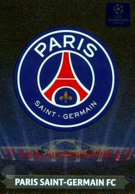 2013-14 - Adrenalyn XL champions League N° 024 - Paris Saint-Germain FC