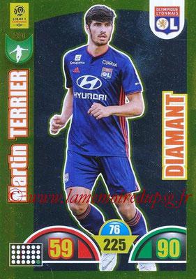 2018-19 - Panini Adrenalyn XL Ligue 1 - N° 410 - Martin TERRIER (Lyon) (Diamant)
