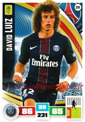 N° 291 - David LUIZ (puis parti à Chelsea, ANG)